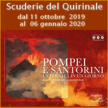 Pompei e Santorini - Mostra