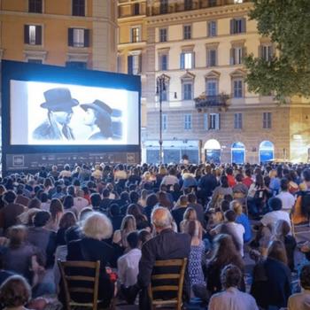 Cinema in piazza a Roma - Ed. 2021